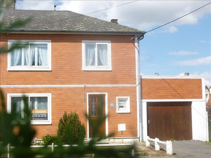 Sale house / villa Peronne 85000€ - Picture 1