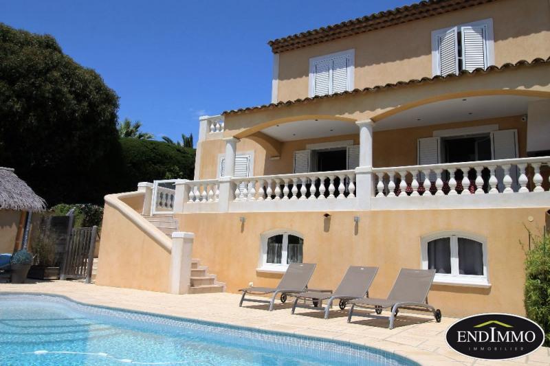 Deluxe sale house / villa Villeneuve loubet 755000€ - Picture 3