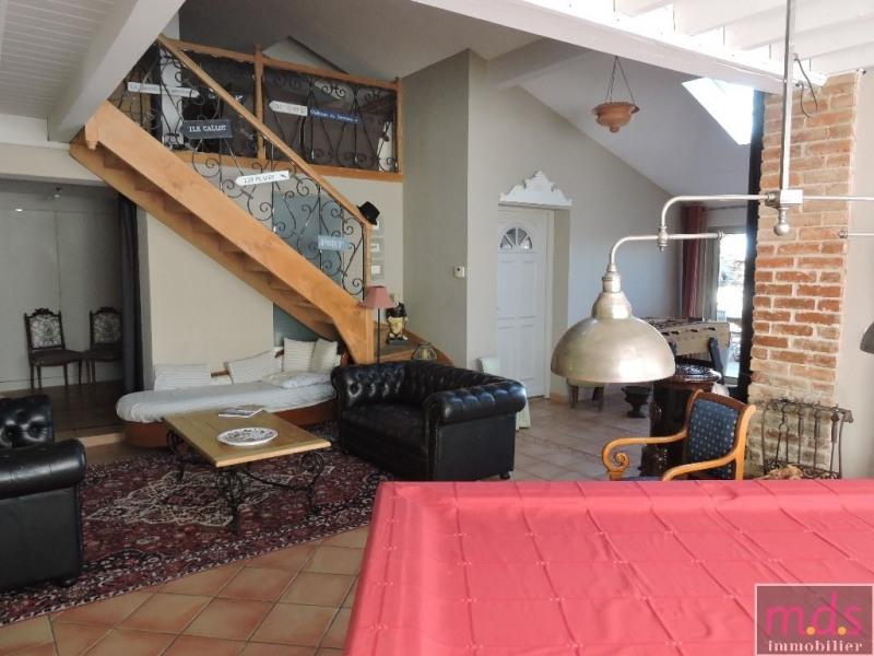 Deluxe sale house / villa Rouffiac-tolosan secteur 480000€ - Picture 7