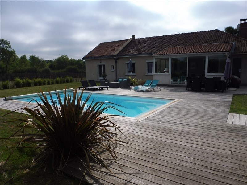 Vente maison / villa Le may sur evre 292500€ - Photo 1