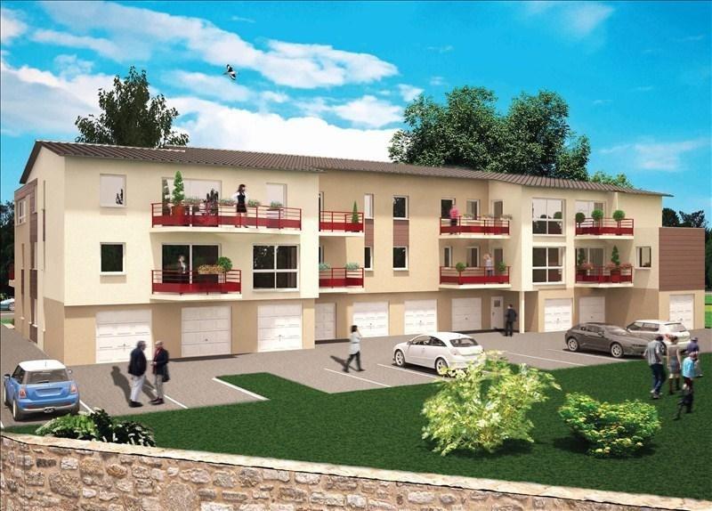 Vente appartement Aumetz 180410€ - Photo 2