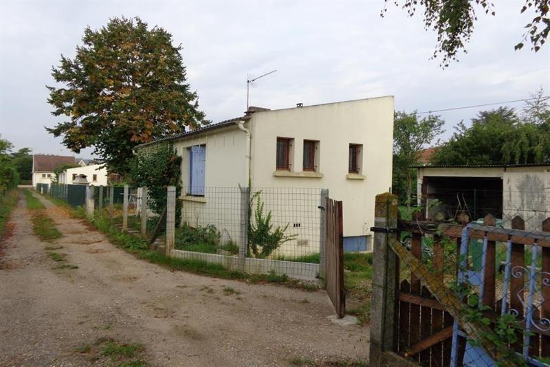 Sale house / villa Rosny sur seine 95000€ - Picture 1