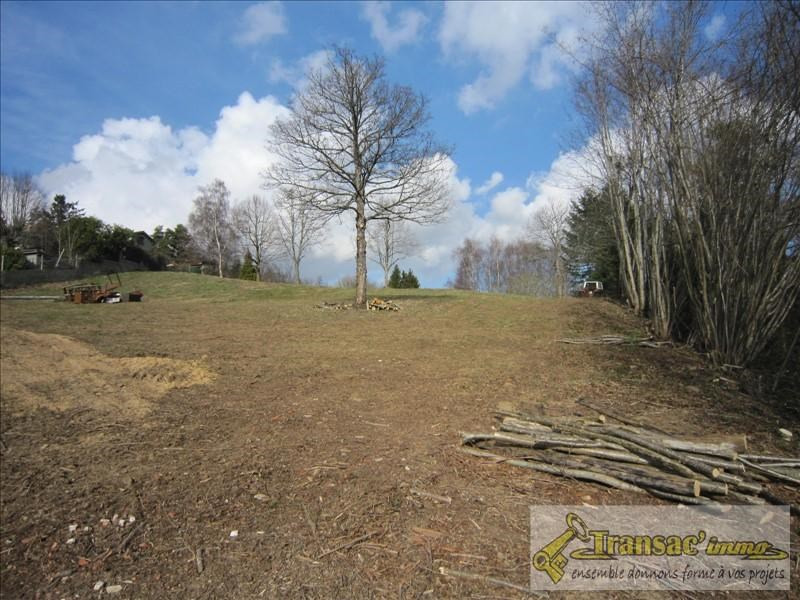 Vente terrain Thiers 39 600€ - Photo 1