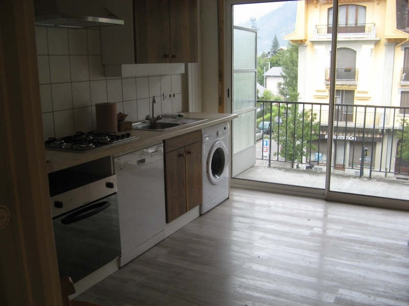Rental apartment Le fayet 458€ CC - Picture 1