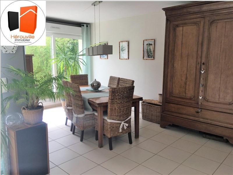 Vente maison / villa Herouville st clair 299500€ - Photo 1