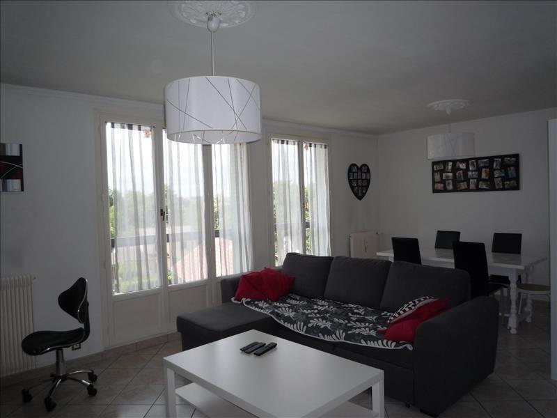 Sale apartment Pont de cheruy 120000€ - Picture 3