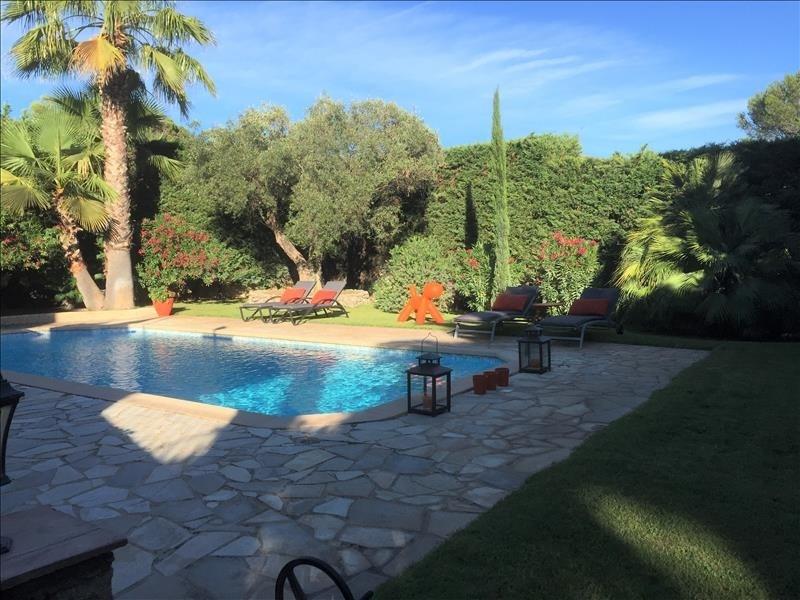 Deluxe sale house / villa St raphael 1350000€ - Picture 18