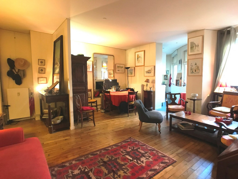 Vente appartement Rouen 124000€ - Photo 2
