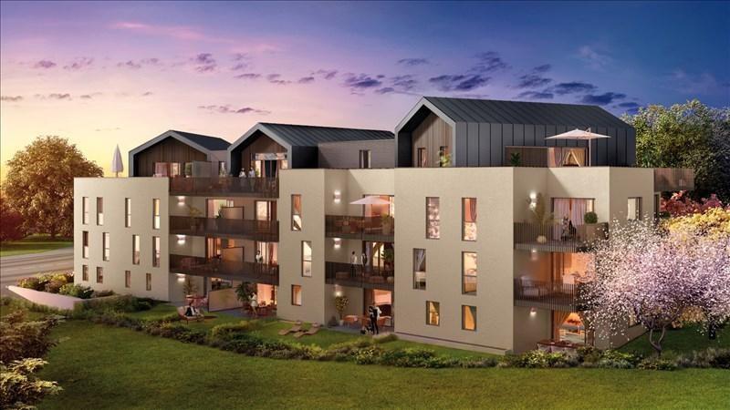 Vente appartement Cornier 299000€ - Photo 1