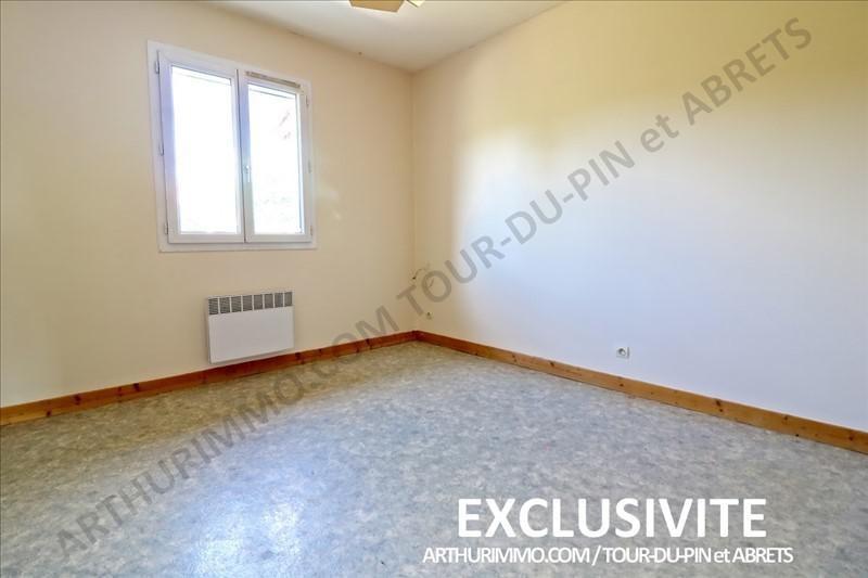 Sale house / villa La tour du pin 242000€ - Picture 8