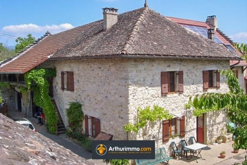 Vente maison / villa Belley 375000€ - Photo 1