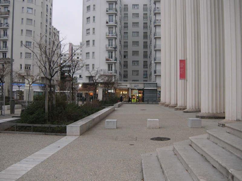 Cession de bail local commercial Villeurbanne gratte ciel 143000€ - Photo 1