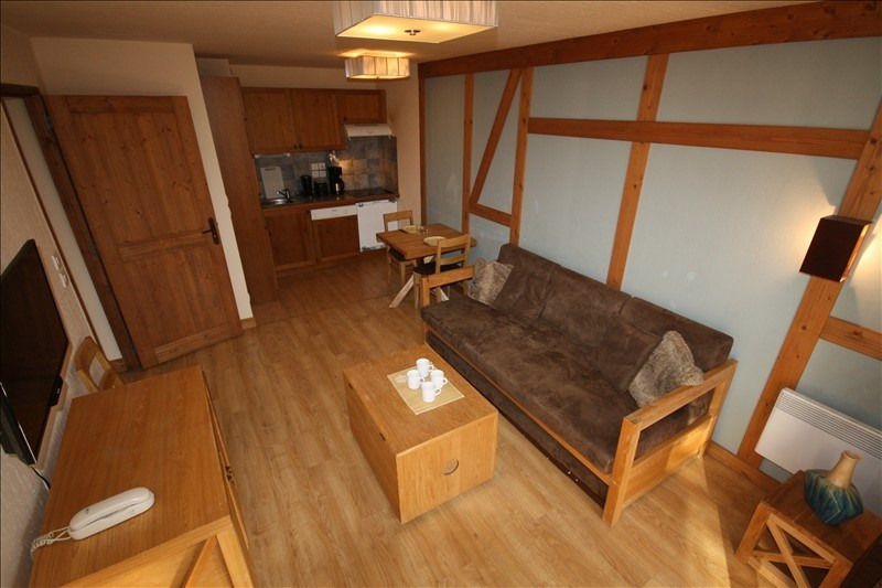 Deluxe sale apartment St lary soulan 126000€ - Picture 2