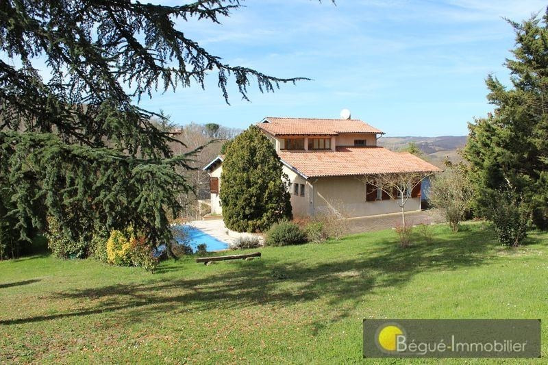 Sale house / villa Levignac 384 000€ - Picture 1