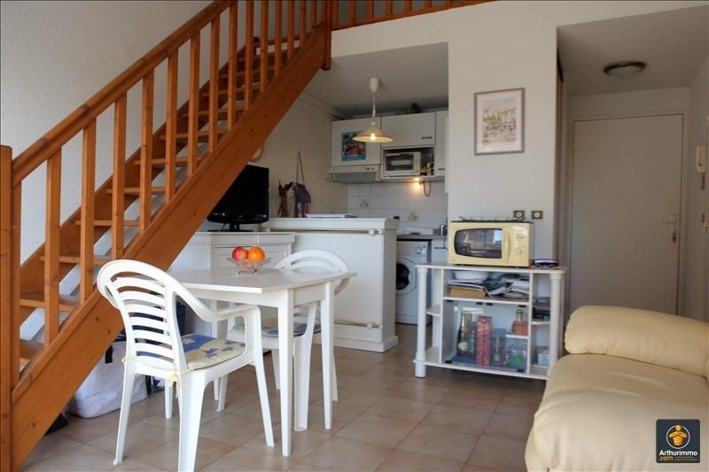 Sale apartment Sainte maxime 250000€ - Picture 2