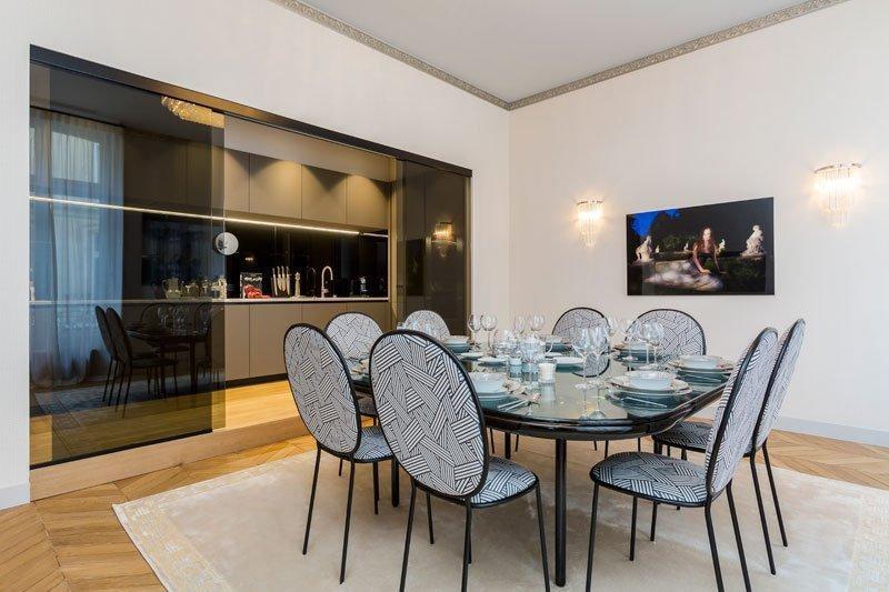 Verkoop van prestige  appartement Paris 8ème 5830000€ - Foto 5