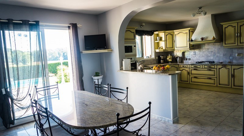 Vente maison / villa Serres castet 540000€ - Photo 6
