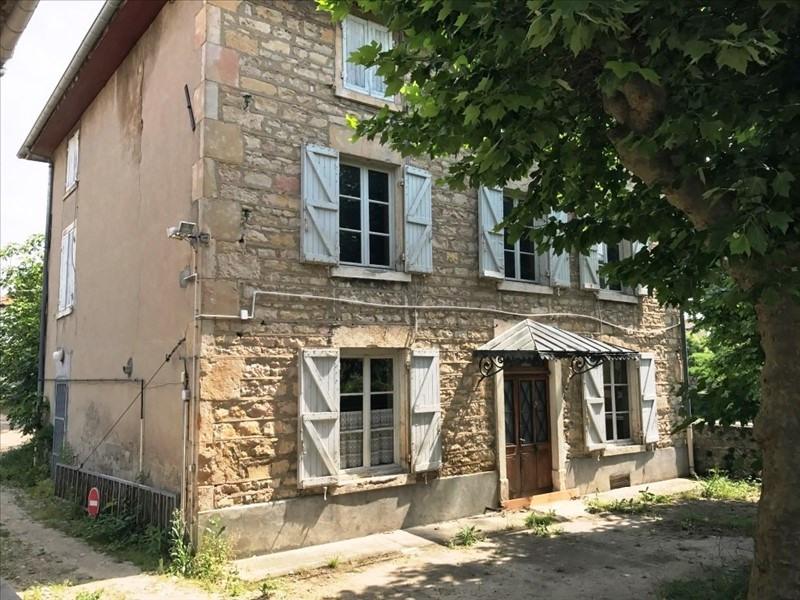 Vente maison / villa Vaulx milieu 230000€ - Photo 2