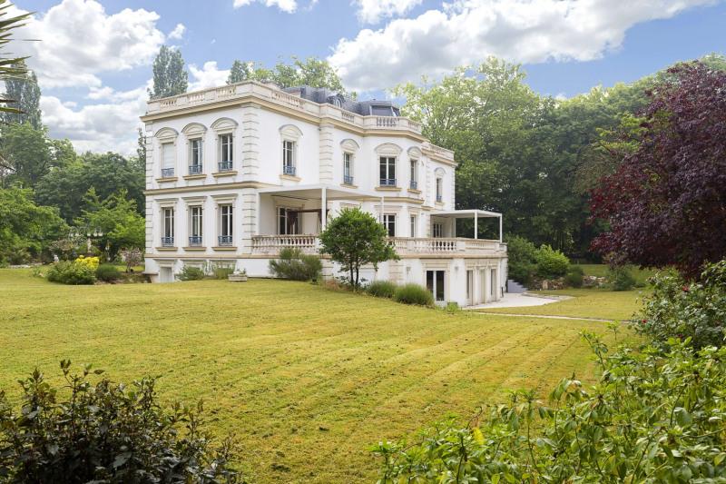 Verkauf von luxusobjekt ville Le vésinet 7350000€ - Fotografie 2