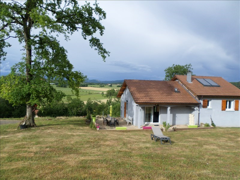 Sale house / villa 5 mn thoirette 170000€ - Picture 1