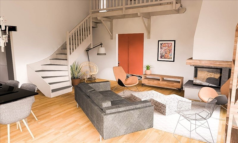 Vente de prestige maison / villa Monnetier mornex 735000€ - Photo 1
