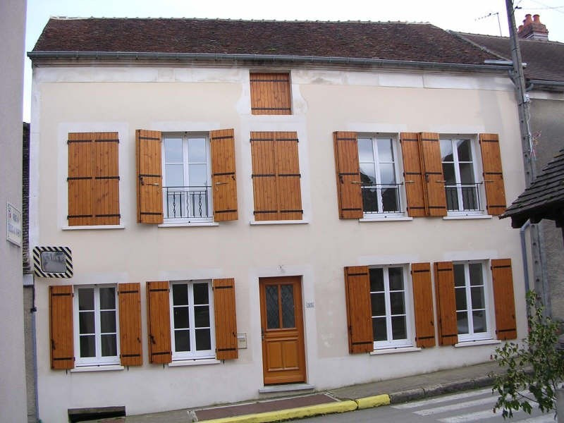 Rental apartment Courgis 530€ +CH - Picture 1