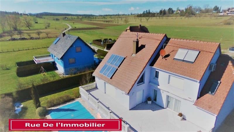 Vente de prestige maison / villa Cosswiller 548625€ - Photo 1