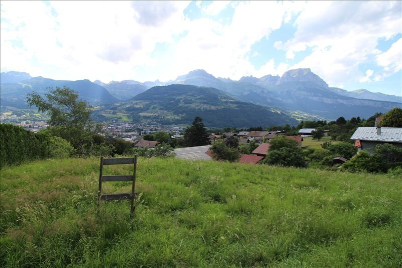 Vente terrain Sallanches 212000€ - Photo 2