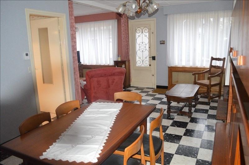 Sale house / villa Billy montigny 158000€ - Picture 1