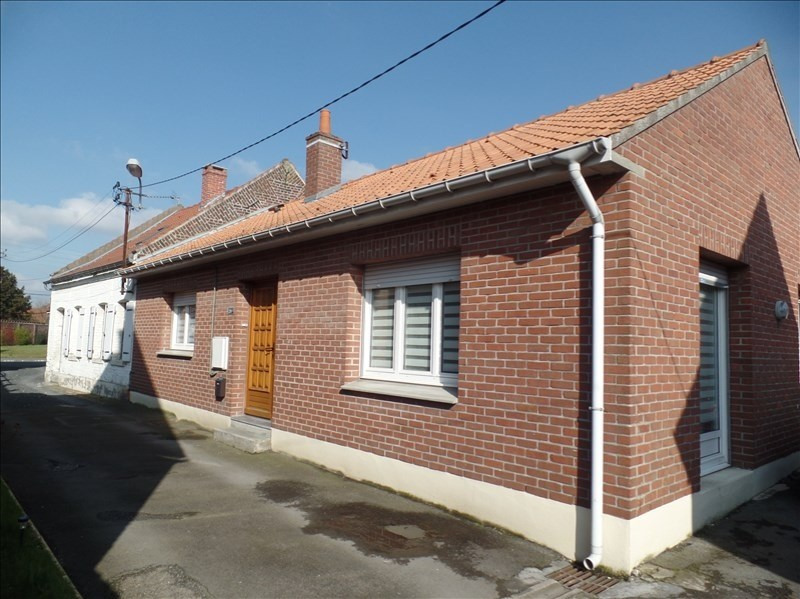 Vente maison / villa Raimbeaucourt 128000€ - Photo 1
