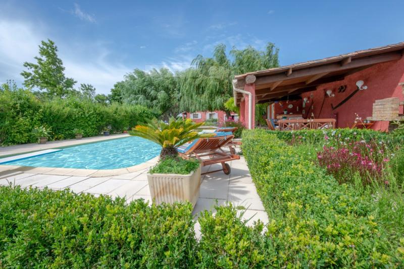 Sale house / villa Althen-des-paluds 377000€ - Picture 14