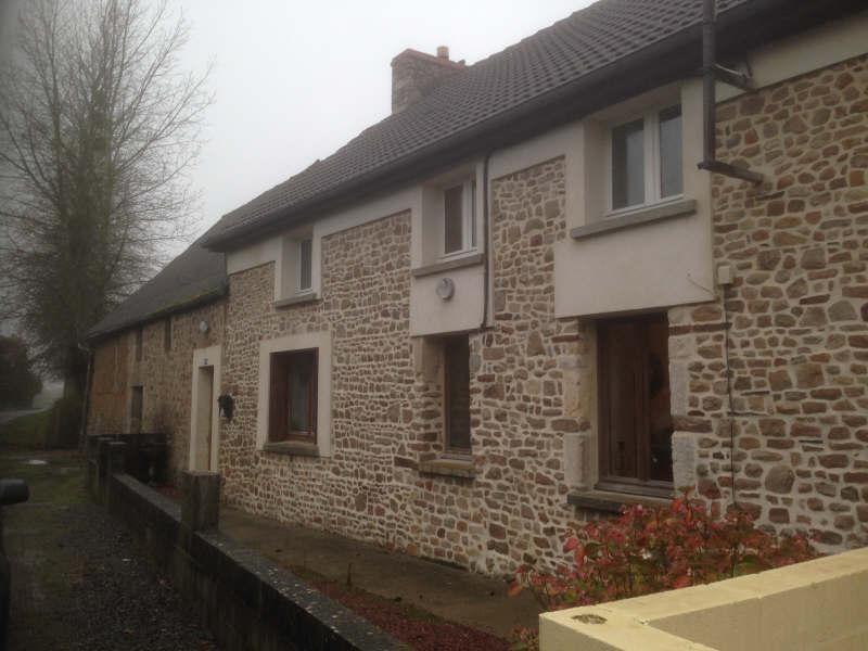 Sale house / villa Vesly 92500€ - Picture 1