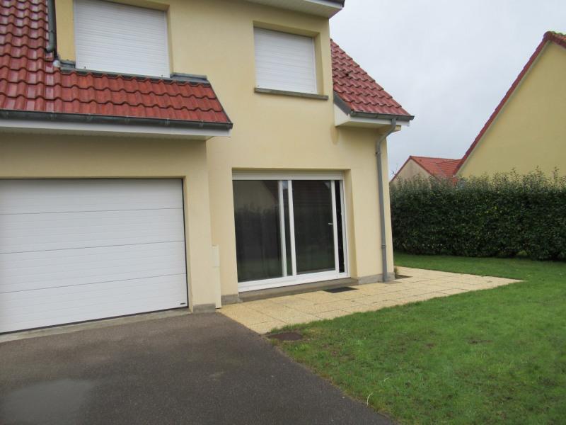 Location vacances maison / villa Stella plage 505€ - Photo 1