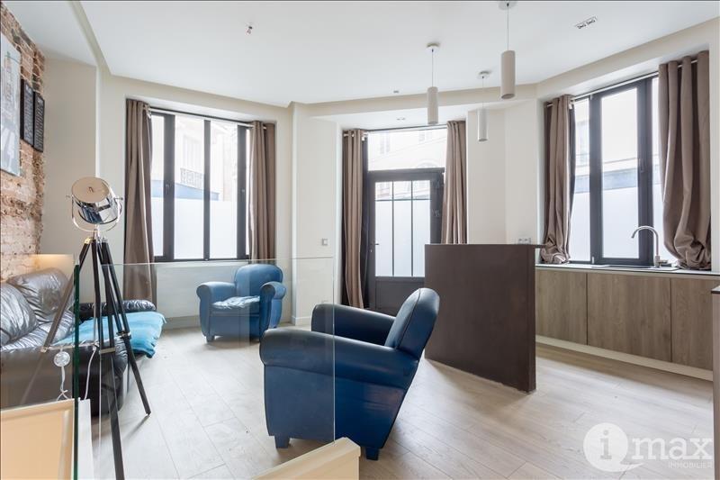 Vente appartement Paris 3ème 580000€ - Photo 1