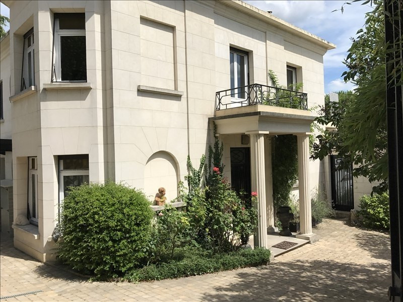 Vente de prestige maison / villa Le pecq 3150000€ - Photo 1