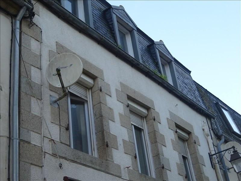 Produit d'investissement immeuble Lesneven 129000€ - Photo 1