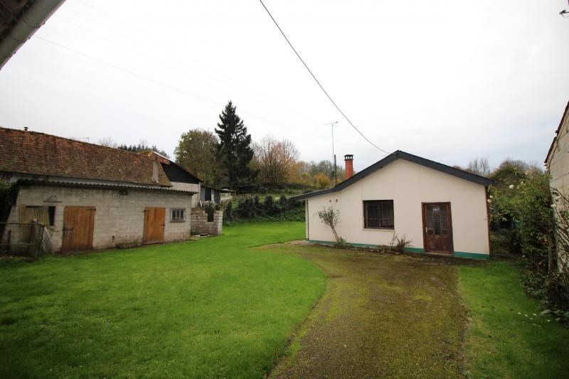 Vente maison / villa Huchenneville 64900€ - Photo 1
