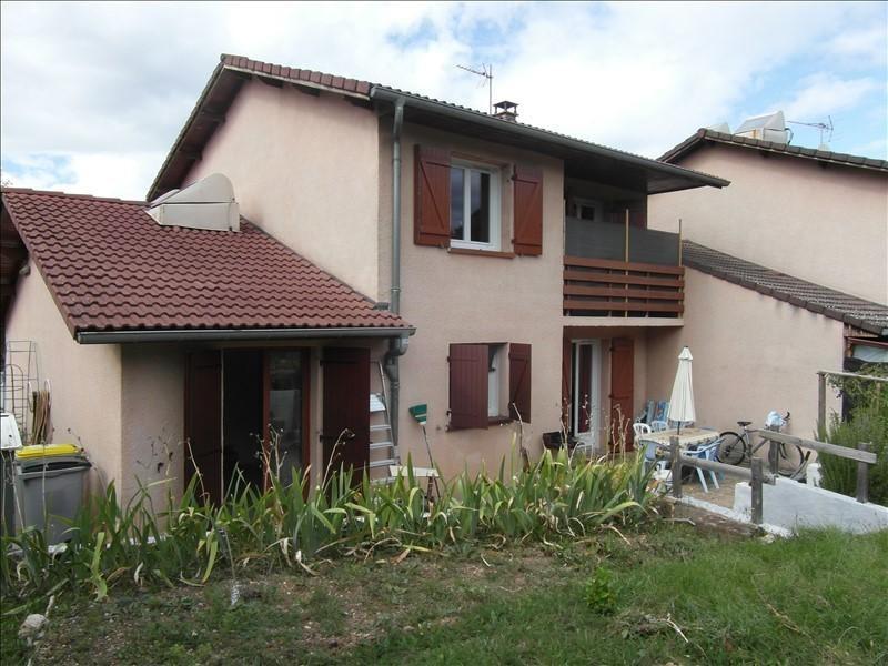 Vente maison / villa Charvieu chavagneux 219500€ - Photo 1