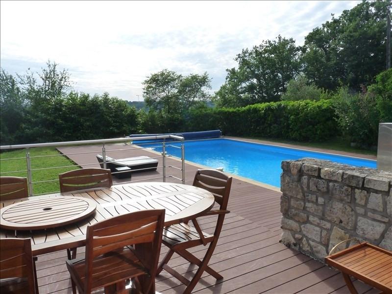 Vente de prestige maison / villa Bon encontre 420000€ - Photo 9