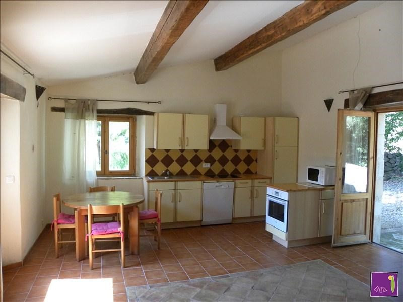 Vendita casa Lussan 269500€ - Fotografia 3