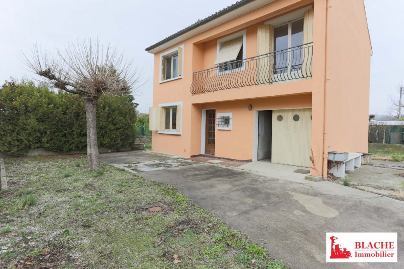 Vente maison / villa Saulce sur rhone 136000€ - Photo 1