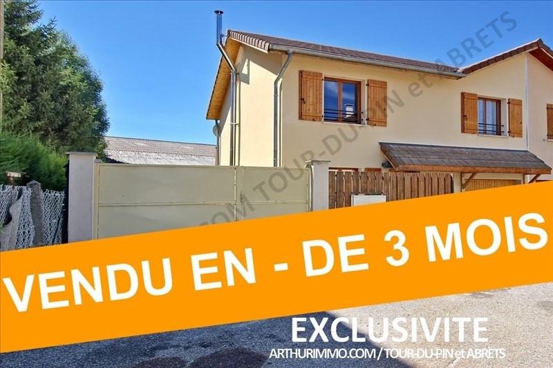 Sale house / villa Chabons 165000€ - Picture 1