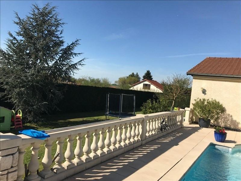 Vente maison / villa Satolas et bonce 449000€ - Photo 7