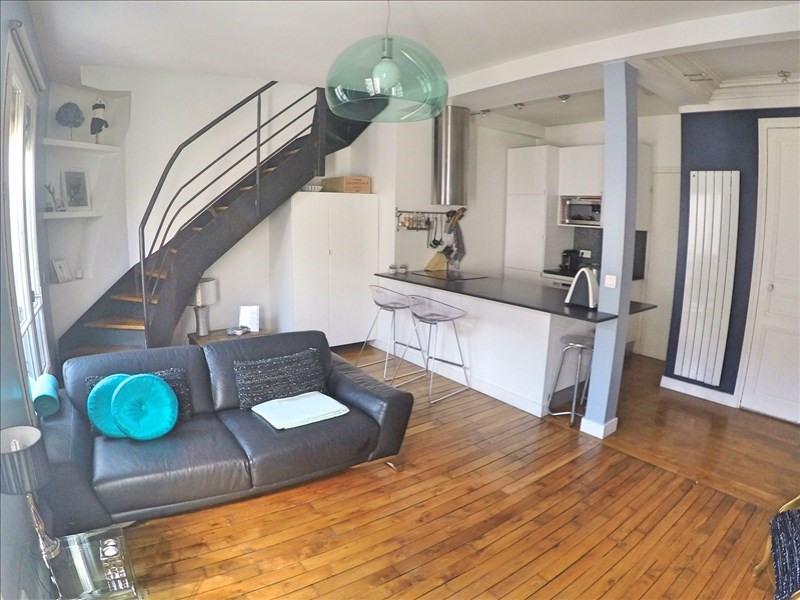Vente appartement Paris 16ème 720000€ - Photo 9
