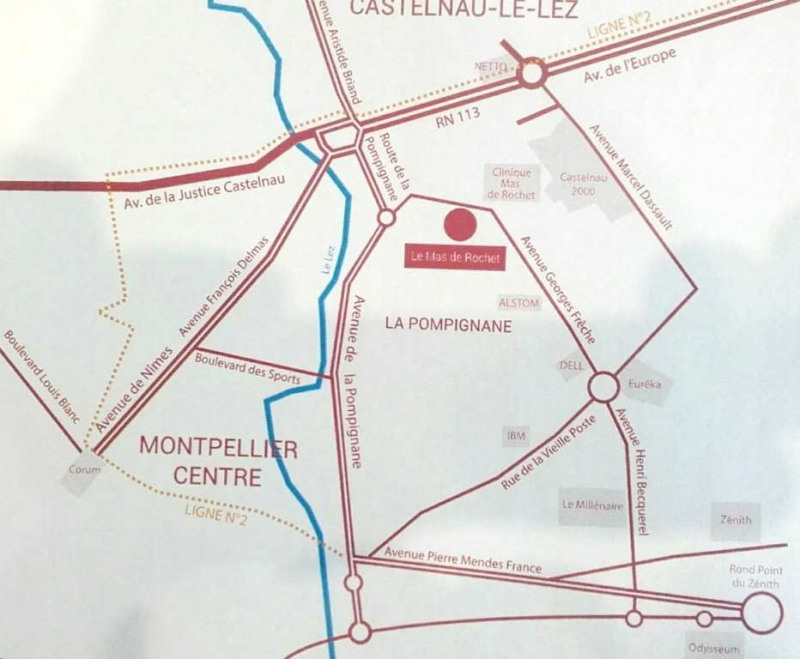 Vente Local commercial Castelnau-le-Lez 0