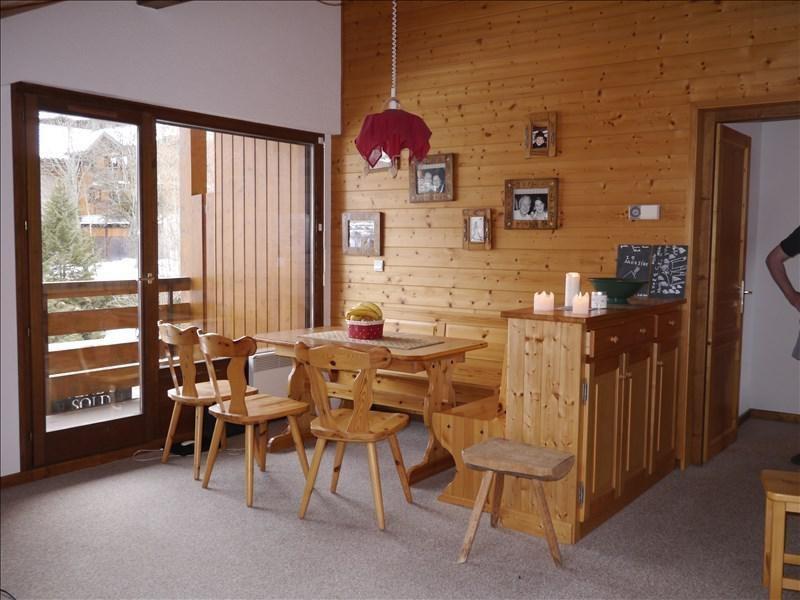 Sale apartment Morzine 349000€ - Picture 1
