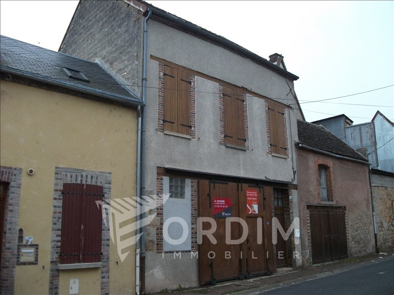 Sale house / villa Villeneuve l archeveque 89 585€ - Picture 1