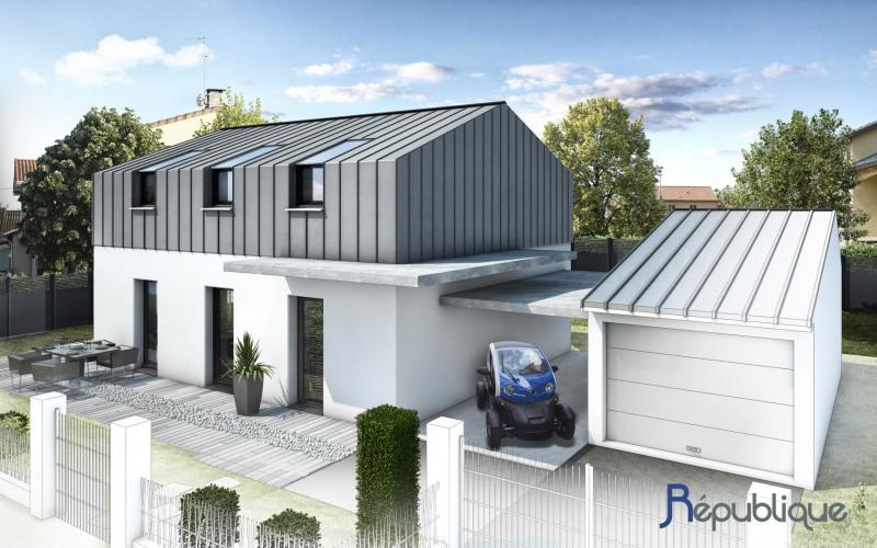 Maison  4 pièces + Terrain 620 m² Noé par AMP MAISONS ET PAVILLONS