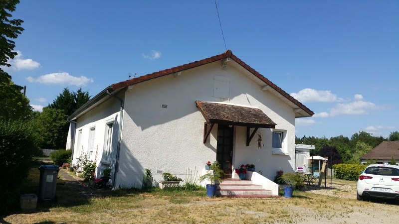 Vente maison / villa Vannes sur cosson 157500€ - Photo 1