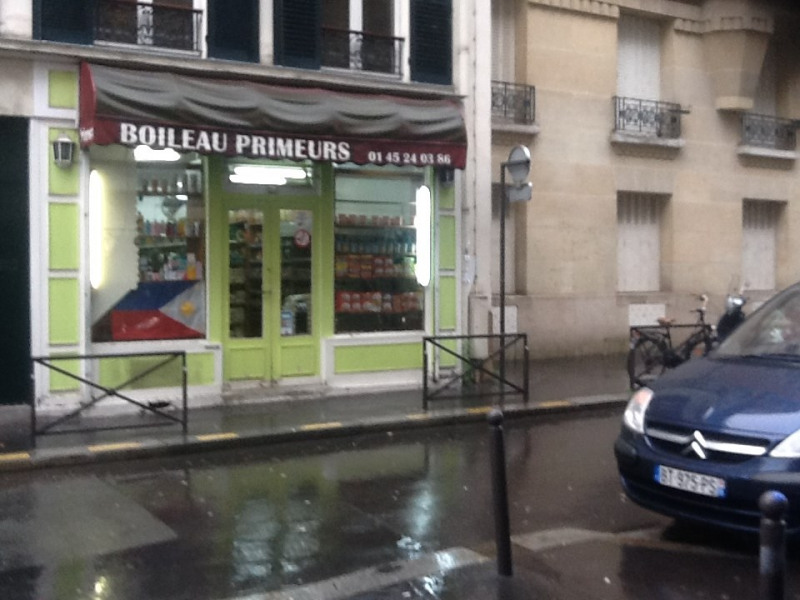 Fonds de commerce Alimentation Paris 16ème 0